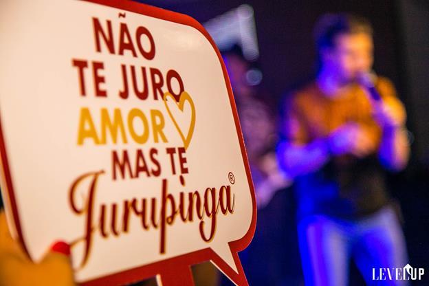 3ª EDIÇÃO JURUPINGA - LEVEL UP GRAMADO
